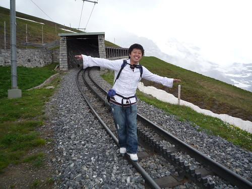ユングラヨッホ〜登山鉄道〜