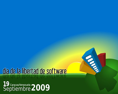 Software Freedom Day - Caracas 2009