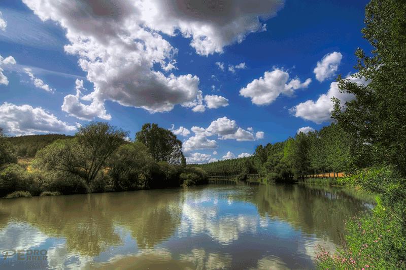 Rio Pisuerga (con permiso de Yessy)