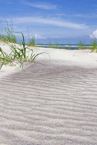 squiggly sand