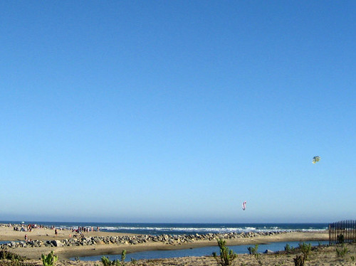 Huntington Beach Trail- Kite Surfing