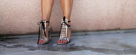 ysl-cage-metallic-sandal-diy-6