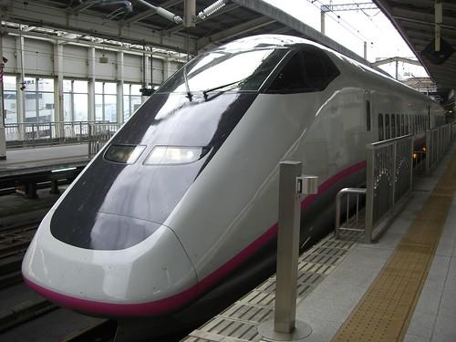 "E3系新幹線はやて/E3 Series Shinkansen ""Hayate"""