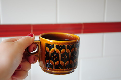 Take a break and have a cup of tea!