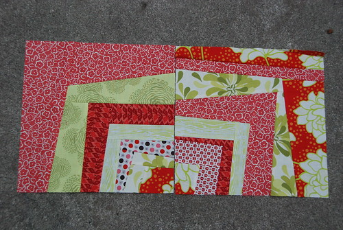 Blocks for Barb by Lynn