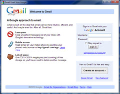 Gmail Prism