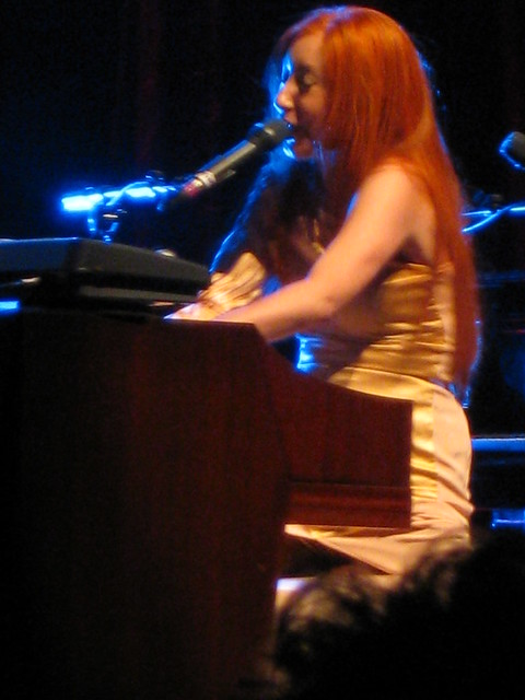 Tori Amos @ Nokia Theatre - Grand Prairie (Texas) by Vania Smith