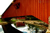 Bridgeton covered bridge (celticlikeme1) Tags: reflection coveredbridge theunforgettablepictures urvision