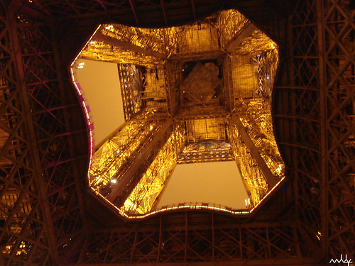 The Eiffel Tower Bottom