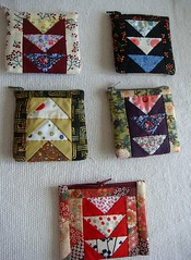 Porta Moeda de Patchwork (Paula Yuko - Coisa Minha) Tags: patchwork portamoeda