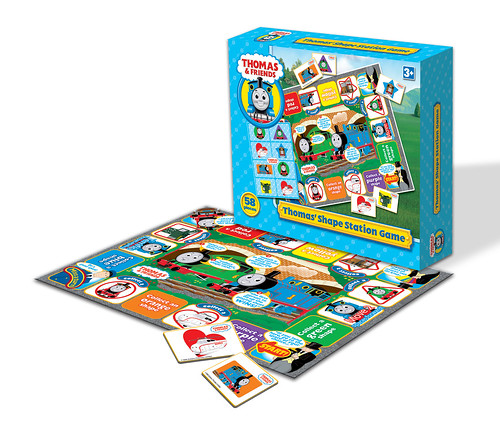 3 5 year olds learn shape and colour with this beautiful thomas the tank engine board game it stimulates important foundations for reading and writing - Colour Games For 3 Year Olds