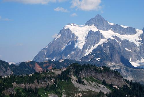 59 - Mt Shuksan Kulshan Ridge