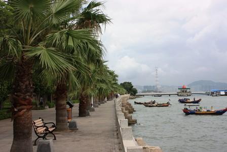廈門,南國海濱悠閒之遊…