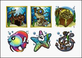 free Sunken Treasure slot game
