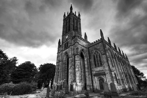 All Saints Church Whitefield
