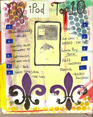 My top 10 played songs on my iPod (purrplekatt) Tags: art ipod coldplay beck muse nineinchnails visualjournal top10 hellboy songs thecars 80g