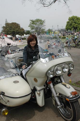 HARLEY-DAVIDSON in Kasawaki-daishi
