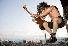 NOFX perform at the Vans Warped Tour 2009 in Carson, California on August 23, 2009 (Michael Zampelli) Tags: carson michael punk tour warped vans 2009 nofx ericmelvin rinkrat zampelii