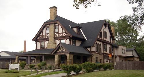 Edwin Tillotson residence