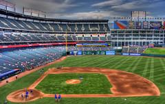Texas Rangers (jeffappelman) Tags: arlington texas baseball rangers ballpark mlb