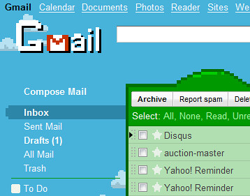 Gmail Theme