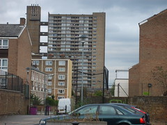 All Saints (jocat1980) Tags: london poplar e14 allsaints towerblock eastlondon councilestate londonist towerhamlets