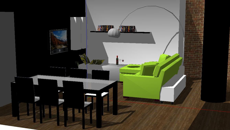 Disposizione Divano Soggiorno: Divano luci e tavolo quale ...