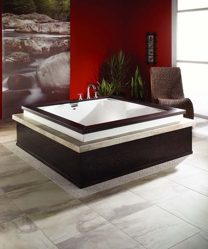 Macao tub-Elegant Japanese Soaking Tub