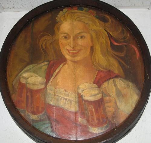 Oktoberfest maiden