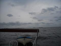 Cloudy Lough Ree