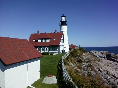 Portland Headlight lighthouse