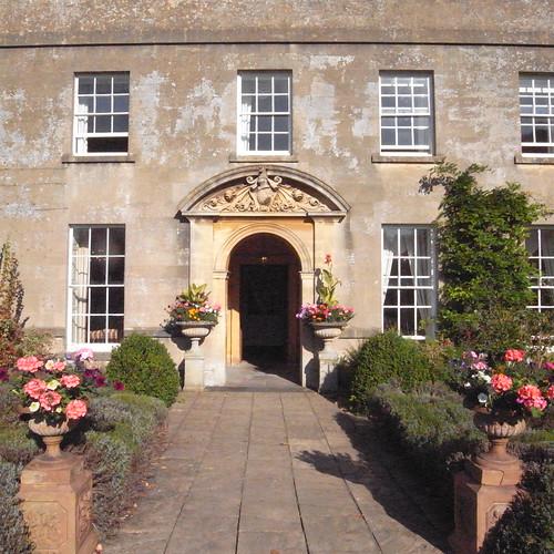 Hunstrete House gardens