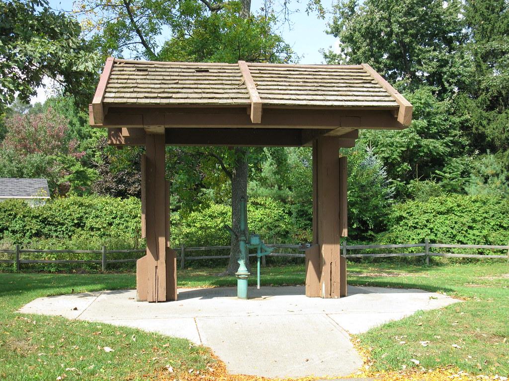 U S 12 Roadside park Michigan