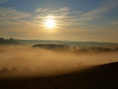 Mist rising (Quint_mb) Tags: morning autumn light mist early salisbury quintmb quintmb mrbowman markrbowman markrbowman
