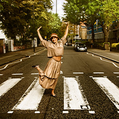 Oh! Darling (javi_indy) Tags: london explore londres abbeyroad thebeatles  silviamartn laalegrecampesina