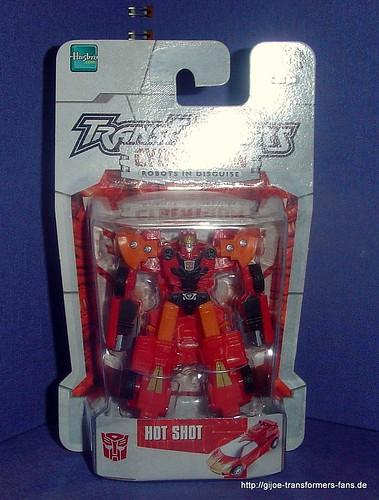 Hot-Shot-Rot   Cybertron Legends  Transformers 001