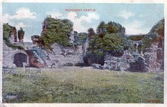 Rothesay Castle  1906
