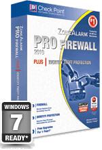 ZoneAlarm Pro Firewall 2010