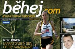 Co přináší nové číslo časopisu Běhej?