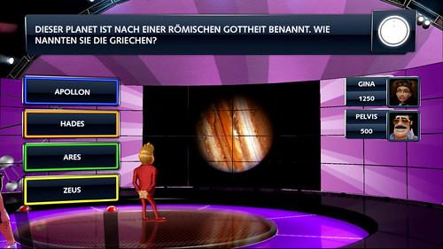 Buzz! Weltall-Quizpaket Screenshot