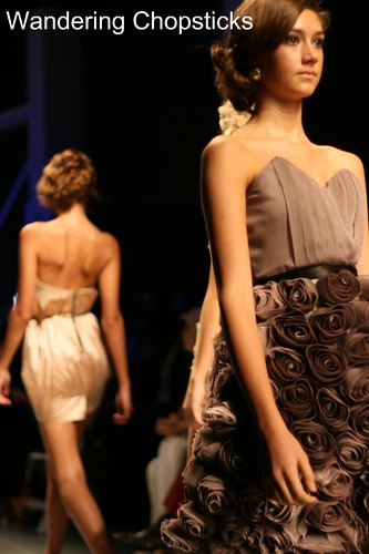 Femme Noir by Phong Hong Debut at Downtown Los Angeles Fashion Week Fashion Angel Awards Emerging Designers Runway Show 21