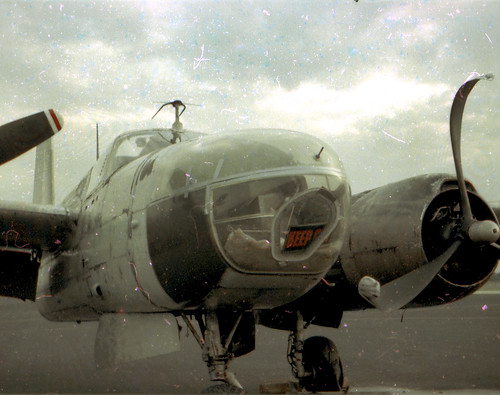 B-26/A-26 SR#N9990Z 04