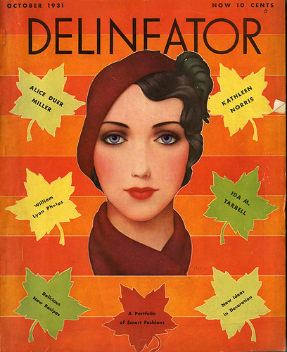 Delineator October 1931_Dynevor Rhys_tatteredandlost