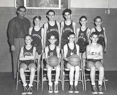 St. Joes Basketball Team (stjoekid) Tags: catholic kentucky louisville 2422 tomcasey stjosephorphanage dougdiebold
