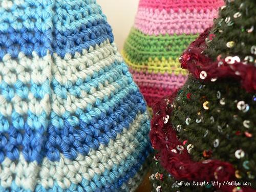 Crochet pattern WIP