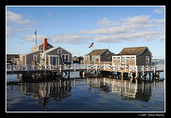 Harbor House (James Neeley) Tags: color landscape island coast massachusetts nantucket jamesneeley