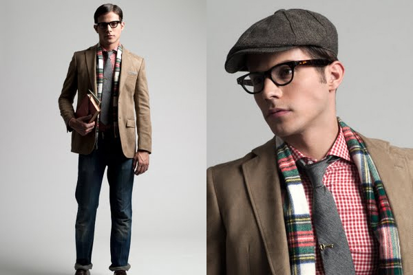 Fine and Dandy lookbook 09