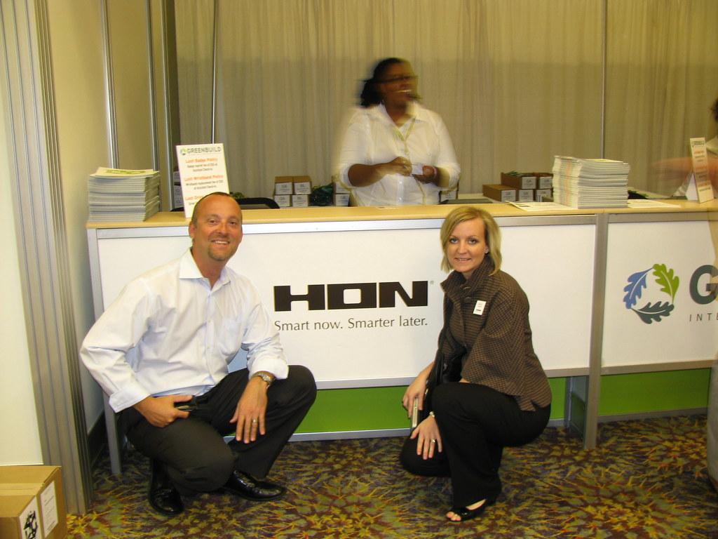 HON- Greenbuild 2009 (01)