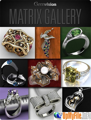 Gemvision Matrix 3D v6.0 - Jewelry Design Software