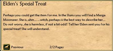 Anglorum / Quest / Elden's Special Treat (Pt 1 + 2) 4271324228_606f160629_o